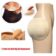 2x Women Men Bum Butt Lift Padded Hip UP Enhancer Body Shaping Shapewear Set