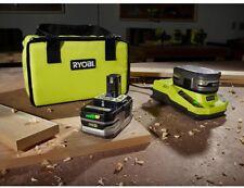 Ryobi Battery 18-Volt Lithium-Ion Rapid Charger 3.0Ah Batteries Bag Starter Kit