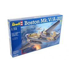 KIT REVELL 1:72 AEREO BOSTON MK.V/A-20J LUNGHEZZA 20,4 CM   ART  04278