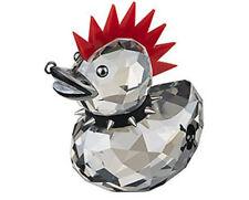 Swarovski Punk Duck, Red Hair Edgy Accessories Nose Piercing Tattoo MIB -1096735