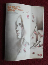 1974 Magazine Short Story 'Faithless' by Sean O'Faolain w/ Martin Hoffman ART