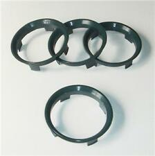 x4 Centre Spigot Rings for Dezent 60.1 to fit VW Polo