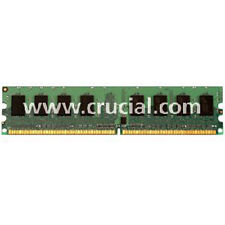 Crucial PC2-5300 2GB DIMM 667 MHz DDR2 SDRAM Memory (CT25664AA667)