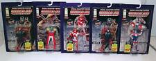 Lot 5 Action Figures YOUNGBLOOD w/ Comic Books