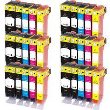 30 Pack Ink For Canon PGI-220 CLI-221 PIXMA MP640 MP640R MP980 MP990