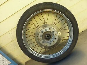 Front wheel tire Rebel 250 CMX250 cmx Honda 05 #LL1
