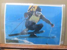 Vintage 1973 Killy skiing Ski Inv#G560