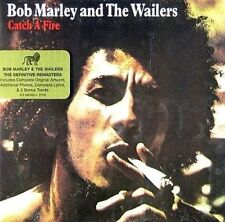 Catch a Fire [Bonus Tracks] [Remaster] by Bob Marley/Bob Marley & the Wailers (CD, Jun-2001, Island/Tuff Gong)