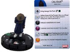 Marvel heroclix uncanny x-men-caliban #028