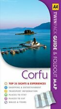 Corfu (AA TwinPacks)-AA Publishing