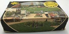 Puzzle, TUCO TRIPL-THICK Interlocking Miniature Round Picture 1940's