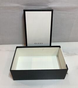 "Gucci Empty Gift Box 12.5"" x 8"" x 4.5"""