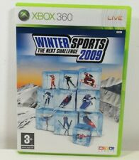 Winter Sports 2009 The Next Challenge Xbox 360 Spiel neuwertig komplett PAL