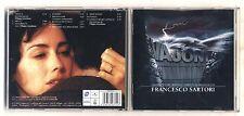 Cd VAJONT di Francesco Salvatori - OST Colonna sonora 2001 Filippa Giordano