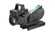 NEW Trijicon ACOG Rifle Scope 4x 32mm Illuminated Green RMR Reticle TA31F-G-RMR