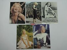 Lot of 5 Marilyn Monroe Collector Postcard for Classico San Francisco  Lot-05