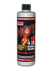 FPPF HOT 4-in-1 Fuel Oil - Heating Oil Treatment 16oz Bottle Treats 275 Gallons