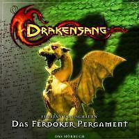 Das schwarze Auge - Drakensang: Das Ferdoker Pergament - 12 CDs / Hörbuch