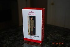 2014 Hallmark GI Joe 50th Anniversary Limited Quantity Xmas Keepsake Ornament