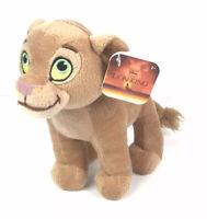 "NWT Disneys The Lion King 2019 Nala Plush Toy by Just Play 7"" Stuffed Animal NEW"