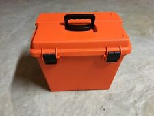 Large dry storage box (orange) 19x13.5x15.5 inches