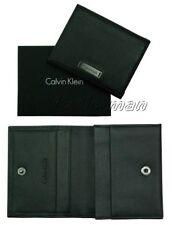 Portafoglio-Wallet uomo CALVIN KLEIN - K50K502456 Andrew Business Cardho - nero
