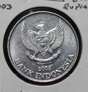 Indonesia 2003 200 Rupiah Starling Bird animal  901347 combine shipping