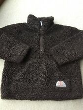 Boys *Adams* Brown Chunky Fleece Age 4 In Excellent Condition