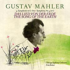 CD Mahler Das Lied Von Der (des) Erde 2CDs Chicago Orchestre Symphonique