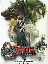 GAME MUSIC-THE LEGEND OF ZELDA: TWILIGHT PRINCESS HD-JAPAN 3 CD L10