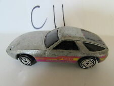 HOT WHEELS 1978 PORSCHE 928 ON MALAYSIA  BASE - LOOSE