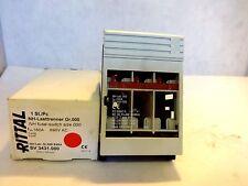 NEU Rittal AE1039 mit MSP AE 1039 1039.500 Schaltschrank 600 x 380 x 210 Stahl
