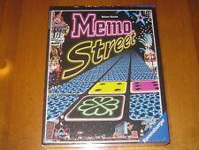 Memo Street by Ravensburger / Reiner Knizia - Mint Shrink - JEU / Board Game