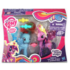 "My Little Pony Princess Luna Celes Rainbow Dush Figure Doll Toys Gift Xmas3-8"""