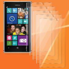Nokia Lumia 925 Displayschutz Folie 5x Schutzfolie matt Panzerfolie Handyfolie