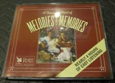 Melodies & Memories - Reader's Digest 4 CD Box set - 81 Tracks