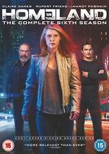Homeland Season 6 (DVD)