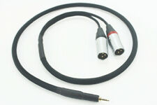 2.5mm Trrs to Dual XLR Male Cable Balanced Audio Headphone Adapter Cable 3 FT 1M