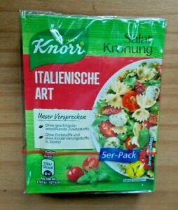 Knorr Salatkrönung Italian Art (5,25/100g) 5 X 8g