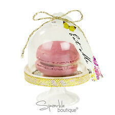 Truly Alice in Wonderland MINI CAKE DOMES -Tea Party Decorations/Wedding Favours