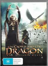THE CROWN AND THE DRAGON THE PALADIN CYCLE  - NEW REGION 4 DVD - FREE LOCAL POST