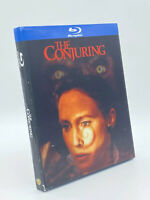 Conjuring, The [2019] Blu-ray+DVD with Lenticular Slipcover *Damaged Slipcover