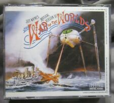 Der Krieg der Welten Jeff Wayne, CD 2 CDs