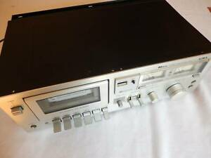AIWA  M250 Stereo Cassette Deck, Dolby, Metal Tape VGC