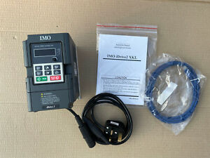 IMO iDrive 2 Inverter 1PH In To 3PH Out 0.4KW Lathe Milling Drill Machine NEW