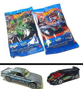 HotWheels LOT 2x Mystery Series 2 & 3 Nissan Skyline R30 Lamborghini Sesto Ele