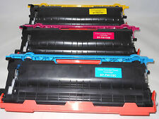 TN115 Color Toner Cartridge Set for Brother MFC9440cn MFC9840cdw HL-4040cn -3Pk
