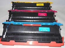 TN115 Color Toner Cartridge Set for Brother MFC9440cn MFC9840cdw HL-4040cn -3PK