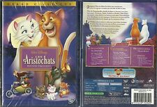DVD - WALT DISNEY : LES ARISTOCHATS / NEUF EMBALLE - NEW & SEALED