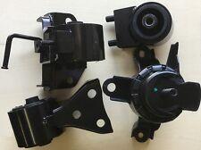 4pcSet fits 2.5L 3.0L Mazda MPV VAN 2000 2001 2002 2003 - 06 Motor &Trans Mounts